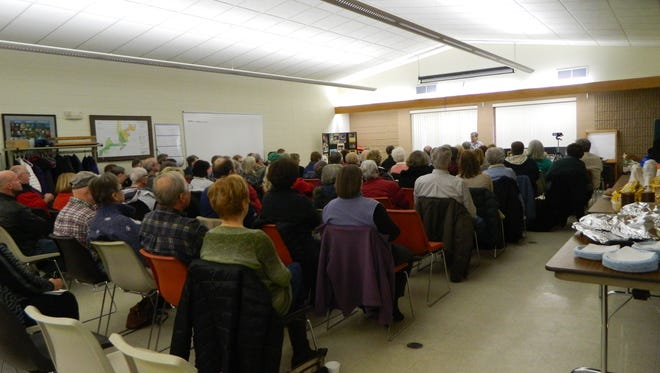 The Egg Harbor Historical Society drew a packed house for a program about Casey's during the Lautenbach years.