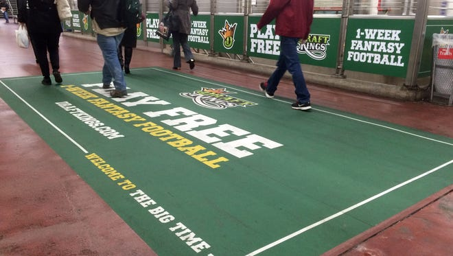 The nation's main daily fantasy sports companies are opposing New Jersey's effort to regulate them because a proposed measure does not explicitly say they offer games of skill instead of gambling. A representative of DraftKings, FanDuel and the Fantasy Sports Trade Association told a state Senate panel Monday that the industry needs the state to adopt the companies' stance that their products are games of skill and not games of chance, which would classify them as gambling.