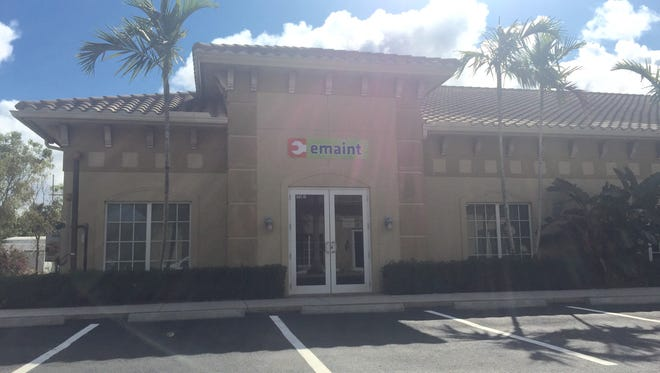 eMaint Enterprises LLC is moving from this space in Estero to a 26,000-square-foot location in Bonita Springs.