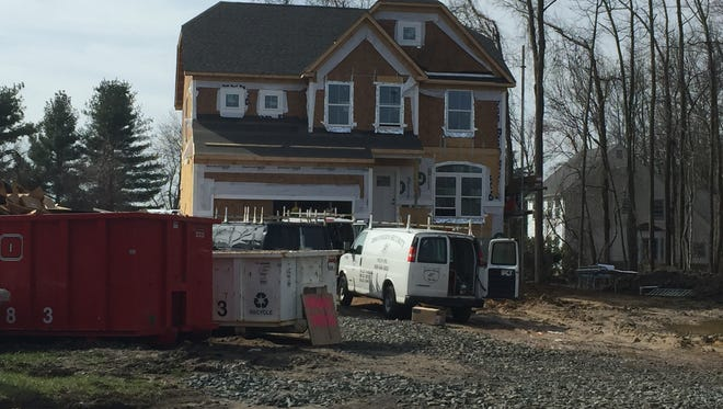 """Ryan Homes is developing """"Cranberry Creek,"""" 22 single-family homes in Farmingdale."""