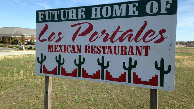 Site plans have been submitted for Los Portales at 1461 Union University Drive.