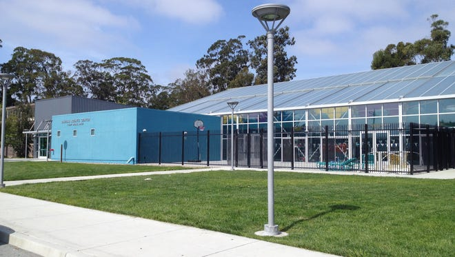 Staff at the Salinas Aquatics Center have reported escalating safety issues outside the facility.