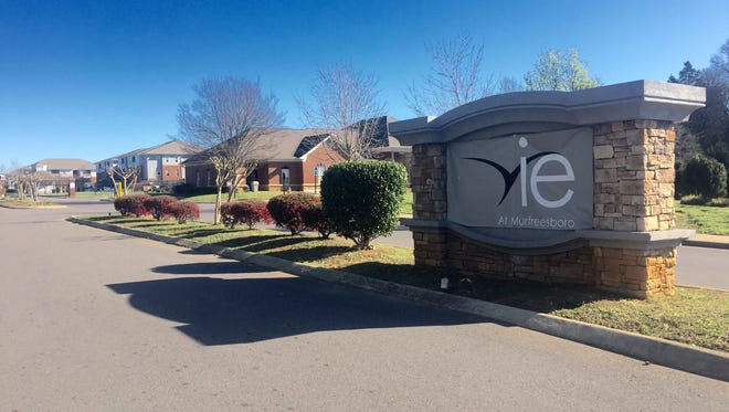 Police were investigating an explosion at The Vie at Murfreesboro apartments Wednesday morning.