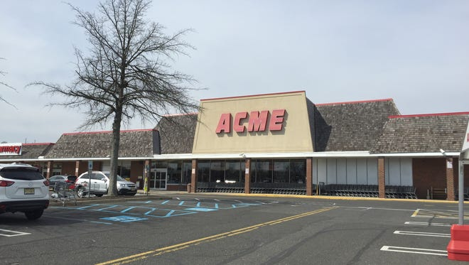 This Acme in Shrewsbury will close in April.