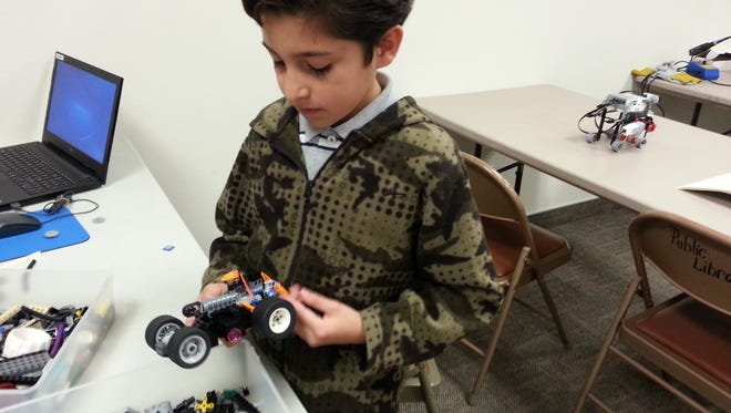 Thanks to a mini-grant from the New Mexico State Library, new robots are coming to the Silver City Public Library's WildWorks youth hangout.