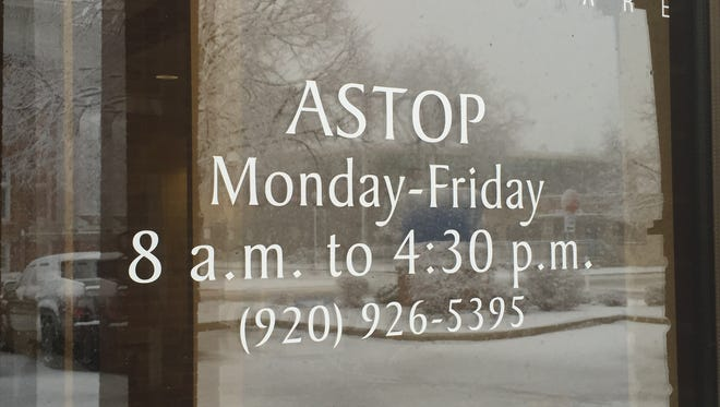 ASTOP is now located at 21 S. Marr St.