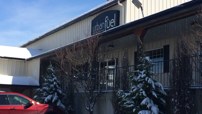 Urban Fuel, N7645 N Peebles Lane, will celebrate one year in business in early April.