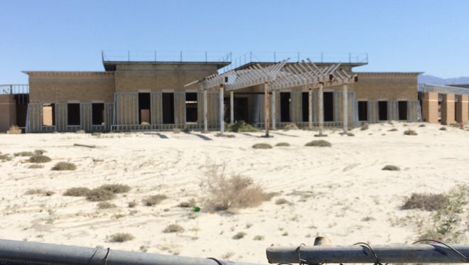Vibra Healthcare has purchased an unfinished building at the corner of Ramon Road and Da Vall Drive in Rancho Mirage, which it plans to finish and open as an in-patient rehab facility.
