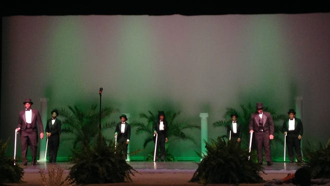 Seven Jackson students were given the opportunity for scholarships during the 40th annual Links, Inc. beautillion Saturday.