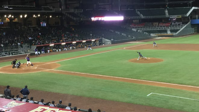 Coronado defeated Franklin 7-2 Saturday night at Southwest University Park.