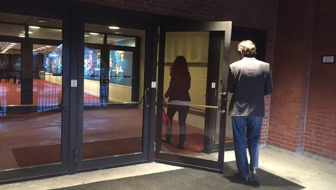 Removing the rear entrance to Music Hall is a bad idea, a reader states.