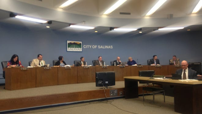 At the April 5 City Council meeting in Salinas, council members discussed federal funding allocation four housing and community projects.