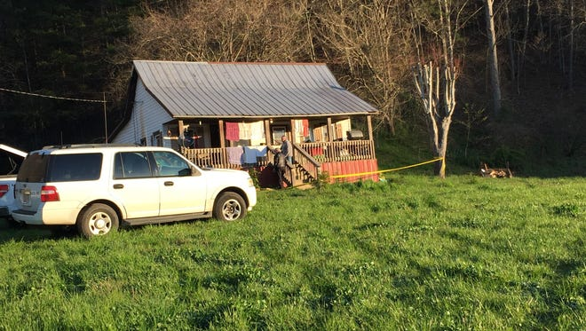 Investigators are on the scene in Madison County.