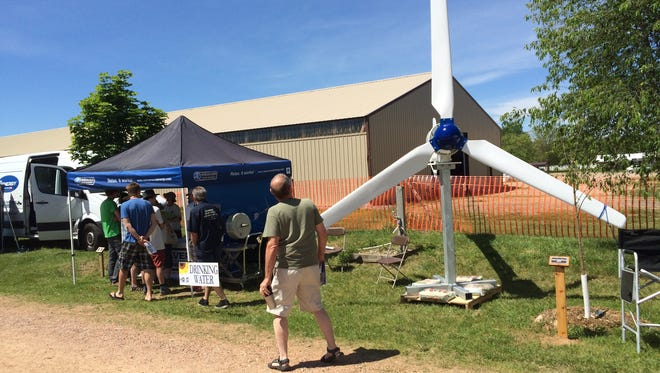 The 27th annual Energy Fair  will be held June 17-19 at the Midwest Renewable Energy Association in Custer.