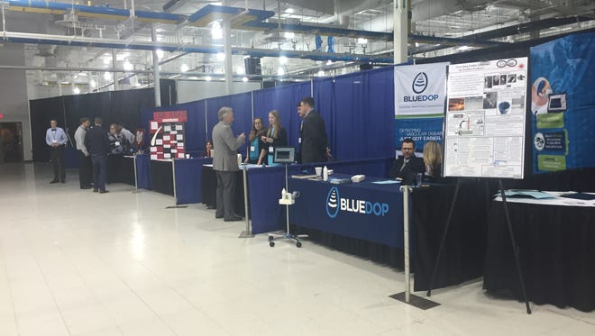 BlueDop Medical won the 2016 Giant Vision competition.