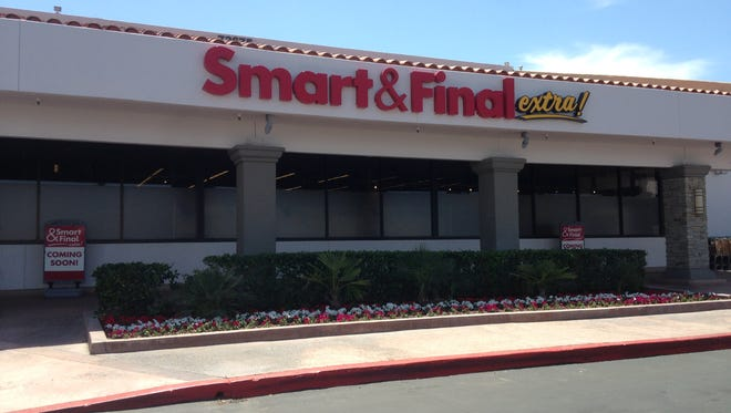 Smart & Final Extra will fill a grocery store vacated by Haggen in Palm Desert.