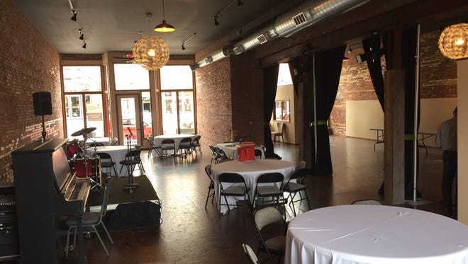 UrbanBeat Event Center, located at 1213 Turner St. in Old Town, is now open for bookings.