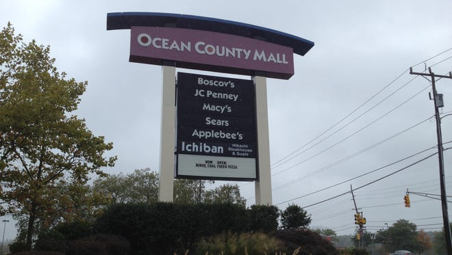 Ocean County Mall, Toms River