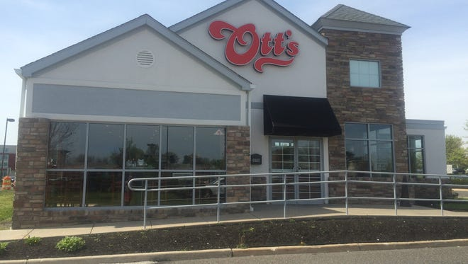 Ott's Tavern Voorhees is now open in the location that formerly housed Friendly's at the Ritz Center.