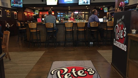Pete's reopened this week under new management.