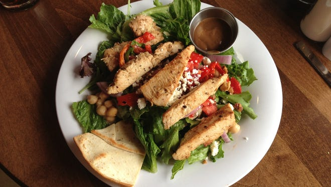 Taziki's Mediterranean Café is coming to Hendersonville on Indian Lake Boulevard.