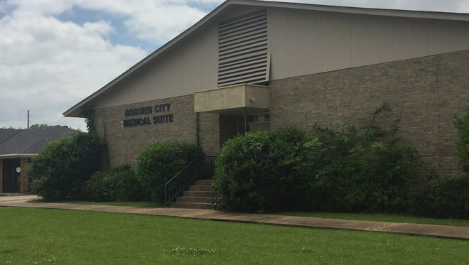 The Bossier City Medical Suite is one of four clinics in Louisiana that performs abortions.