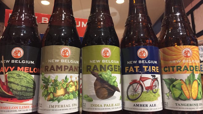 New Belgium Brewing, based in Fort Collins, Colorado, is one of the biggest names in craft beer. New Belgium is set to begin distribution to the Rochester region on May 16.