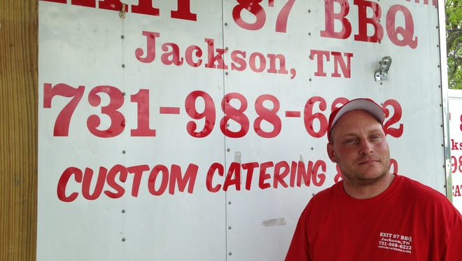 Josh Wadley owns Exit 87 BBQ and 87 BBQ South at 850 Riverside Drive.