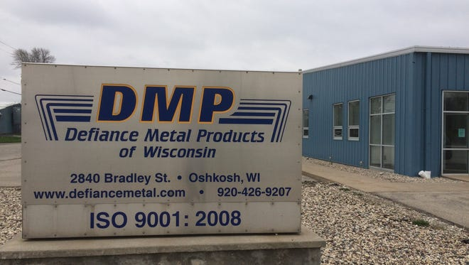 Defiance Metal Products, once a vibrant Oshkosh Corp. supplier, has closed its Oshkosh Location at 2840 Bradley St.