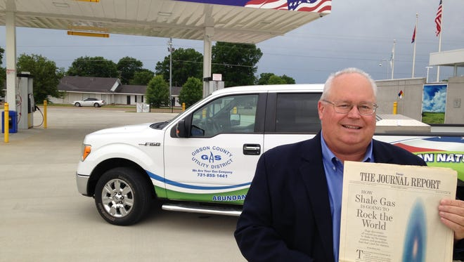 Pat Riley is the Gibson County Utility District general manager in Trenton.