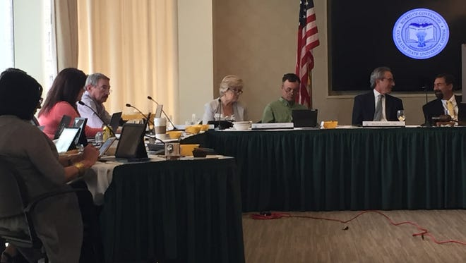 Colorado State University's Board of Governors approved Thursday a tuition and fee increase for the 2016-17 school year.