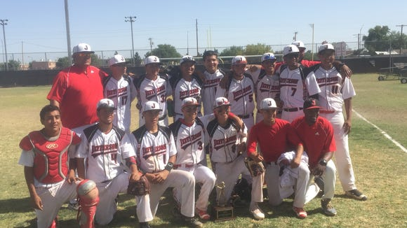 Jefferson defeated Horizon in Games 2 and 3 on Saturday at home to win a Class 5A bidistrict title.