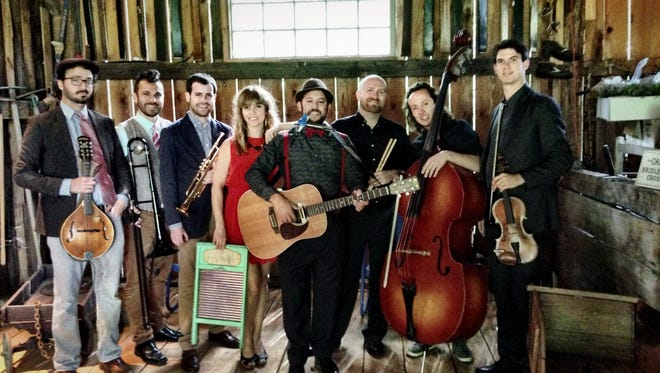 The Dustbowl Revival is set to play Thursday at the amphitheater in Palm Desert's Civic Center Park.