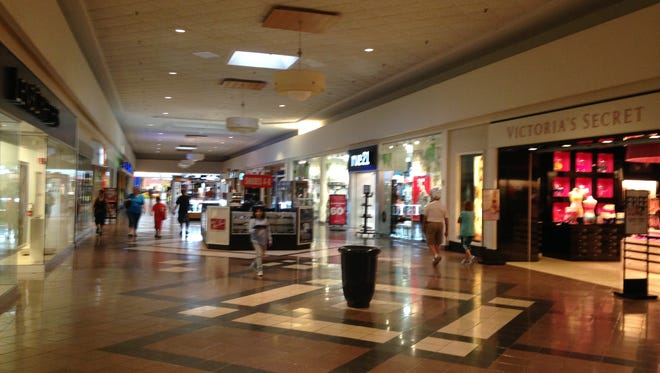 Merritt Square Mall is set to be up for sale at a foreclosure auction on May 25.