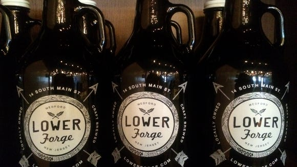 Lower Forge Brewery will open Thursday in Medford.
