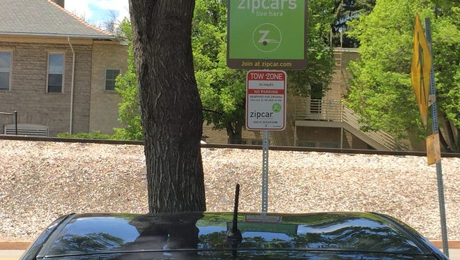 Zipcar, which has rental vehicles based around the CSU campus, is expanding into downtown Fort Collins.