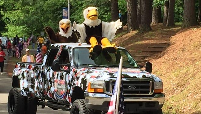 Dover's annual Eagle Fest returns next week.