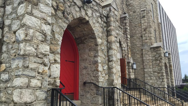 Bethel A.M.E Church in Wilmington.