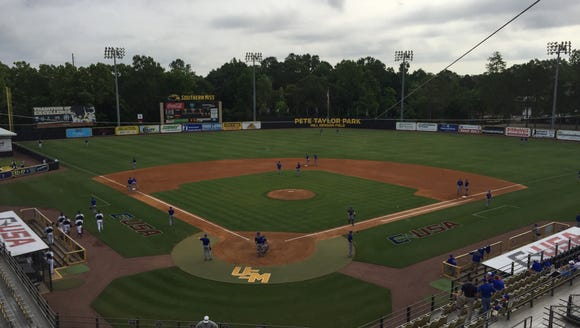 Louisiana Tech warms up Wednesday morning for its Conference