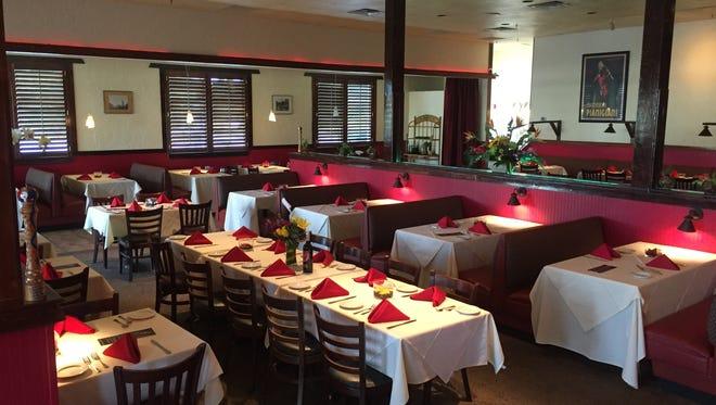 Chef Emanuela Calcara opened Palladio Trattoria in Bonita Springs, serving Northern Italian cuisine.