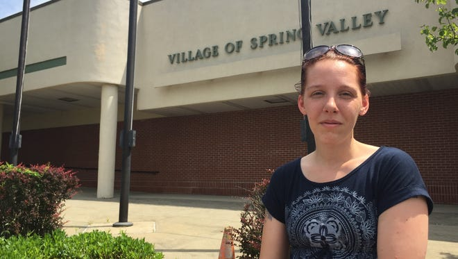 William Gerard, an attorney hired by the Spring Valley Village Board, says board continues to oppose Kathryn Ball, pictured here, and her attempt to act as Village Clerk through an ongoing legal action filed state Supreme Court.