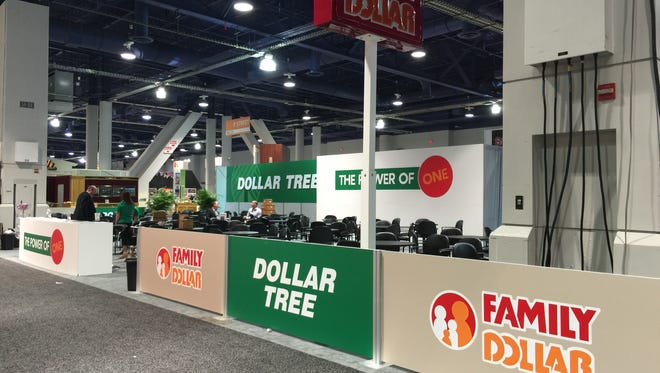 Value chains Dollar Tree and Family Dollar plan to add hundreds of stores in the coming year.