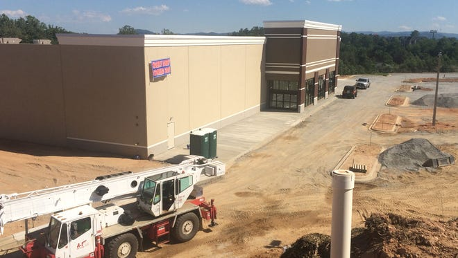 The new 55,000-square-foot Hobby Lobby store in Arden is set to open Monday, July 11.