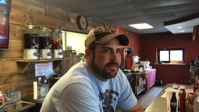 Bubba's BBQ owner Brandon Grame recently opened his own restaurant in northwest Springfield after 18 years in the barbecue business.
