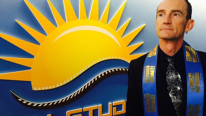 Darrin Ramage is the CEO of Tempe-based Sun Studios of Arizona.