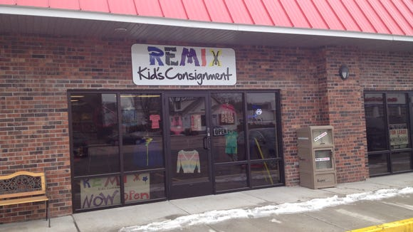 Remix Kid's Consignment has transitioned from its location at 2501 Church Street in the South Point Plaza in Stevens Point to a seasonal sale operation held in various locations. The first sale is June 16-18, 2016 in the former Copps building at 3256 Church St.