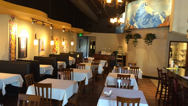 The Himalayan Bistro is scheduled to open Thursday in Front Range Village in southeast Fort Collins.