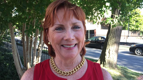 Broome County Legislator Kim Myers, of Vestal, is the Democratic candidate in the 22nd Congressional District.