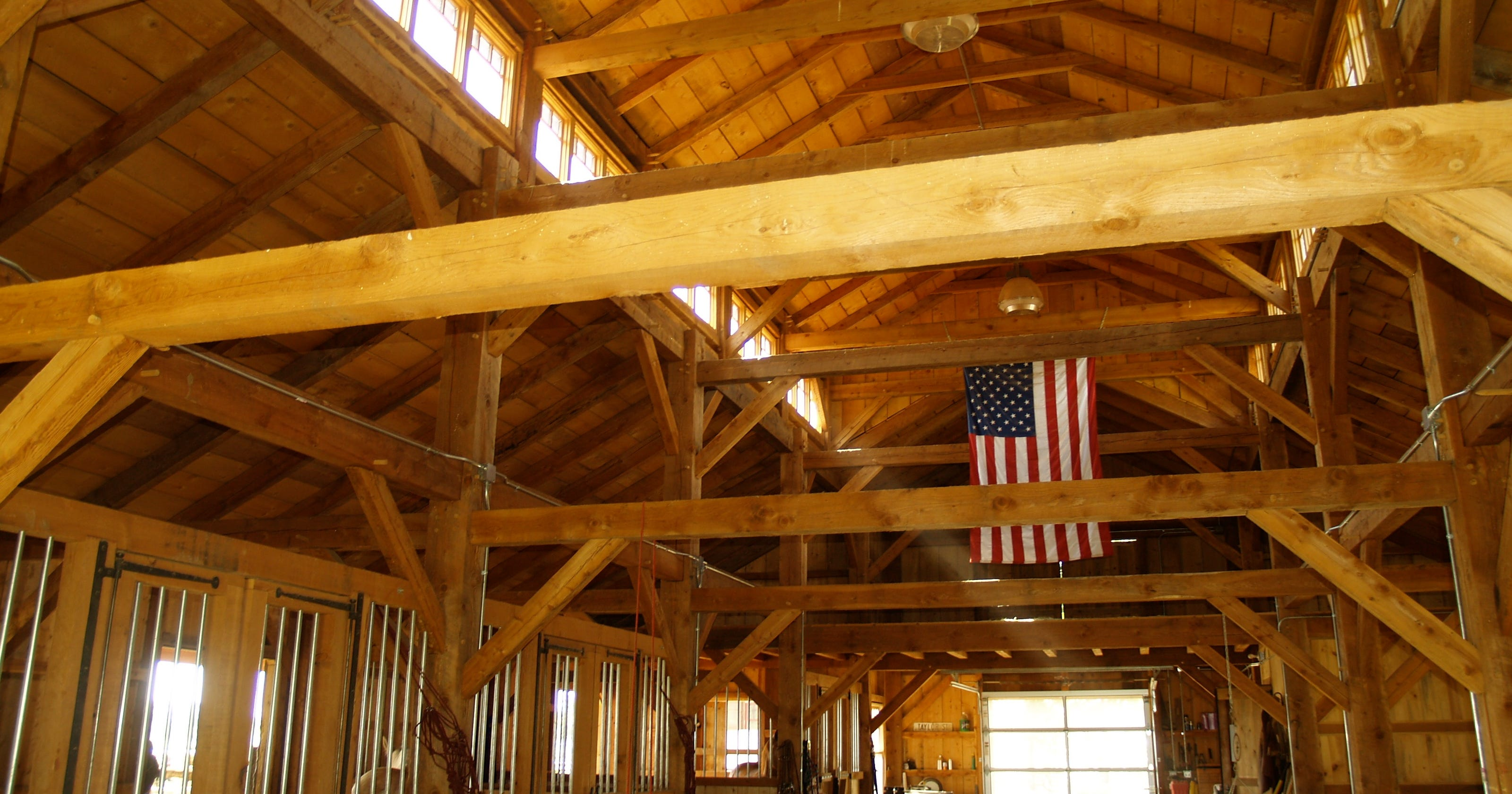 Move over million-dollar mansions, timber-frame homes can be cost