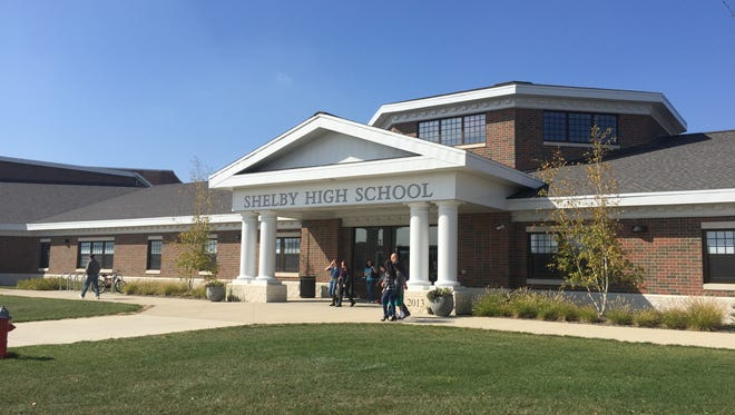 Shelby High School file photo